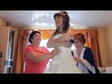 Оранжевая свадьба Сергея и Натальи