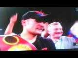 Бой Сергея Ковалёва 7 раунд накаут