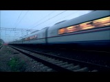 корпоративный ролик - Поезд в Санкт-Петербург  Р.Ж.Д.
