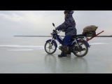 мотобуксировщик Barboss на Калининградском заливе 3